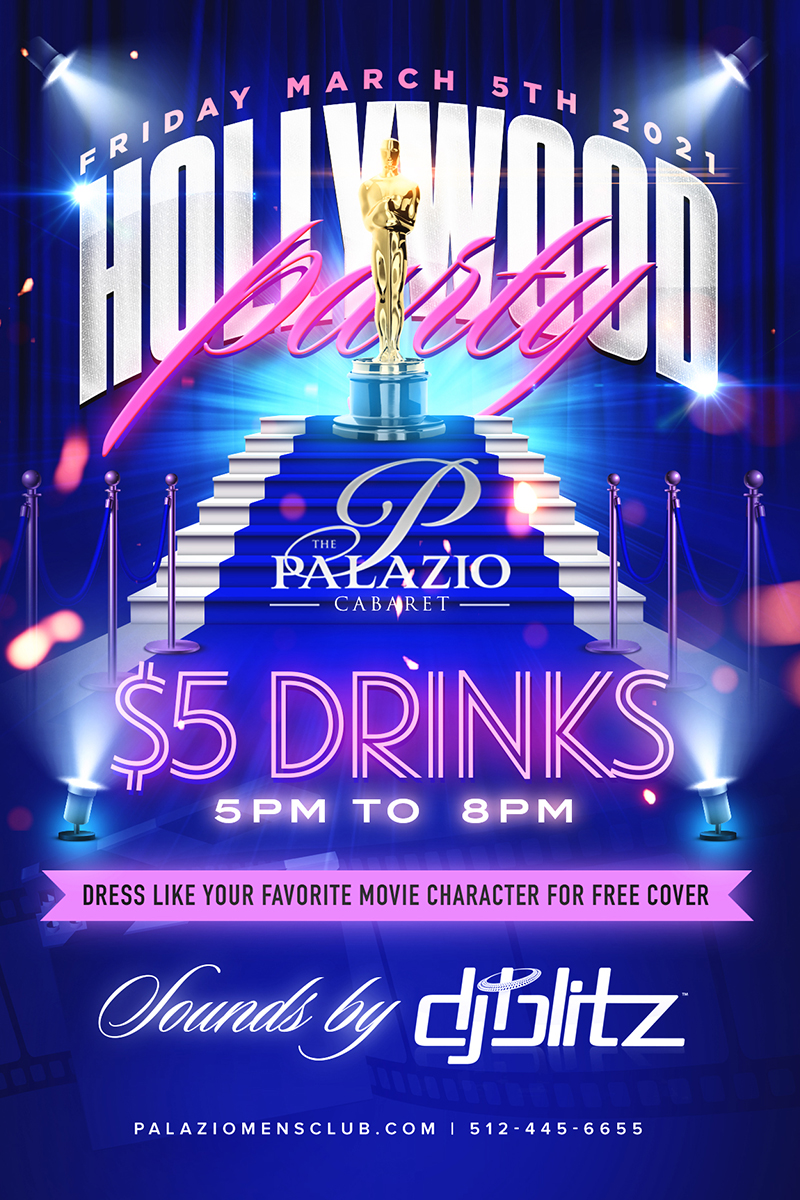 Hollywood Party at Palazio Ultra-Lounge & Entertainment Venue